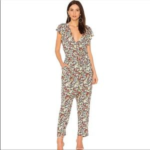 Free People Ruffle your Feathers jumpsuit